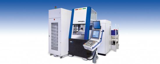 Ultrapräzisions-Fräs- und Graviermaschinen