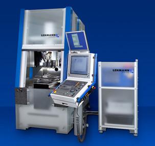 Ultrapräzisions-Fräs- und -Graviermaschine